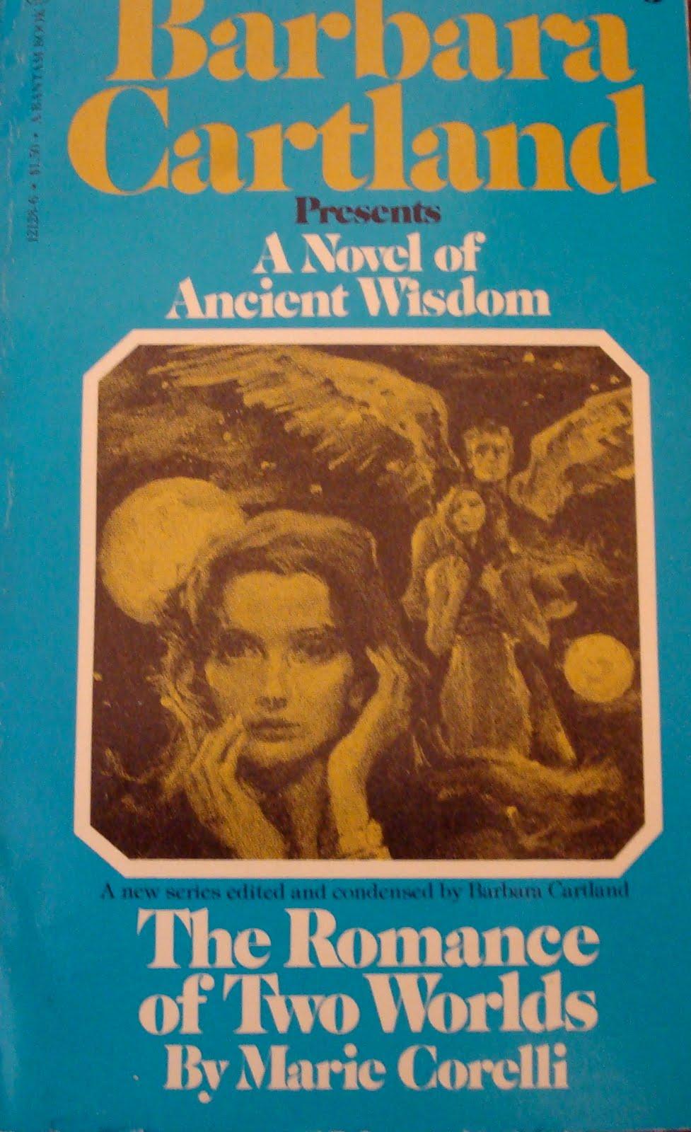 Barbara Cartland Books and Cover Art: Ancient Wisdom: The