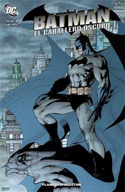 T i e r r a F r e a k: Batman Vuelve a los Kioskos