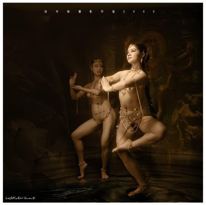 Dunia Seks Indonesia Art Nude-4345