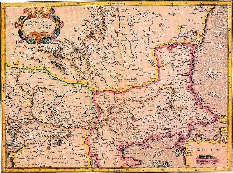 I N F O V A L A H I A Terra Valachorum Sau Romania De