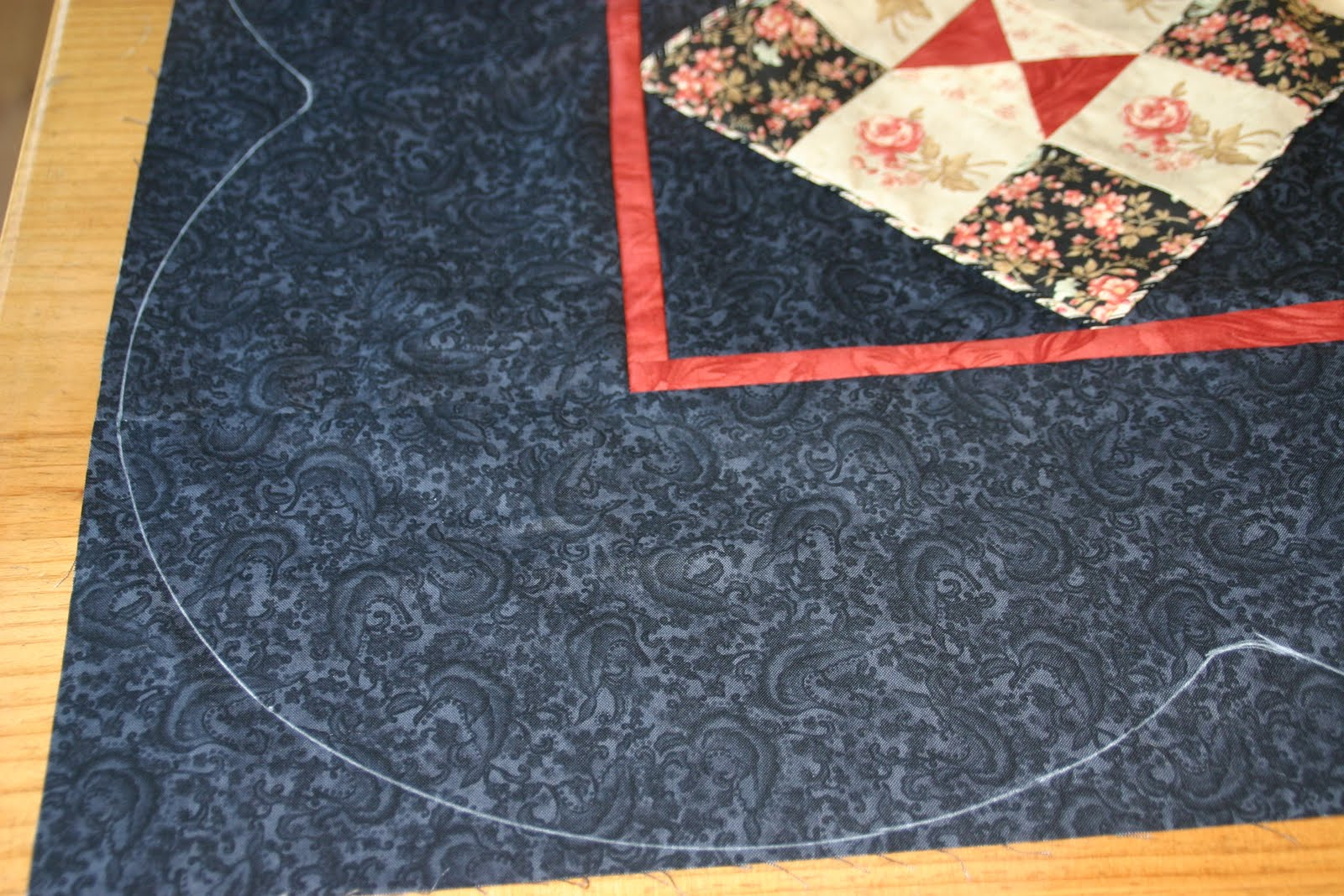 Sew N Wild Oaks Quilting Blog Scalloped Borders For Madrigal