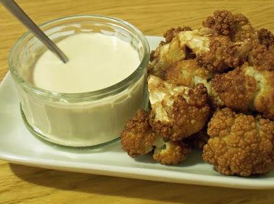 Deep Fried Cauliflower Food Network
