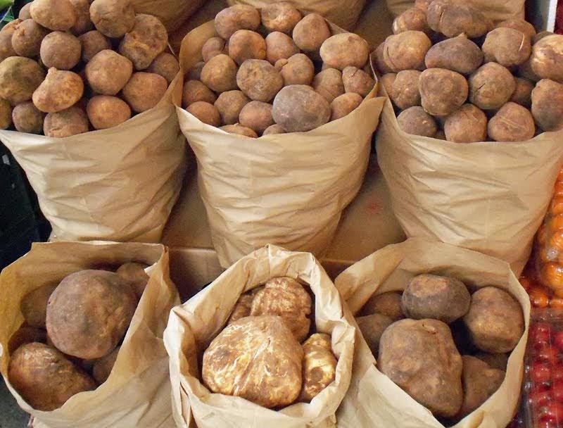 Syrian Foodie in London: Desert Truffles