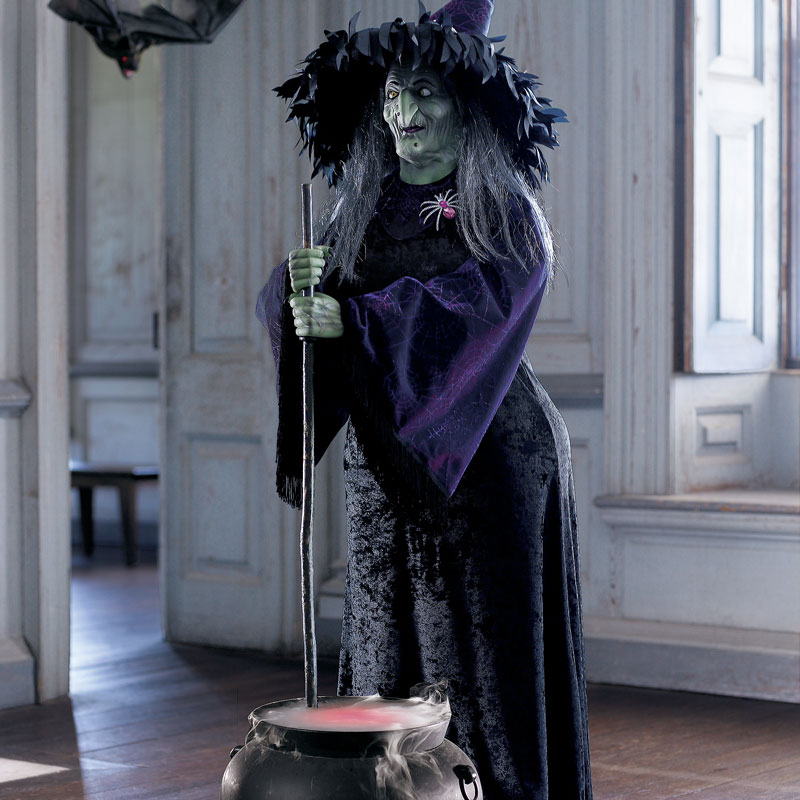 animated halloween wallpaper witches - photo #38