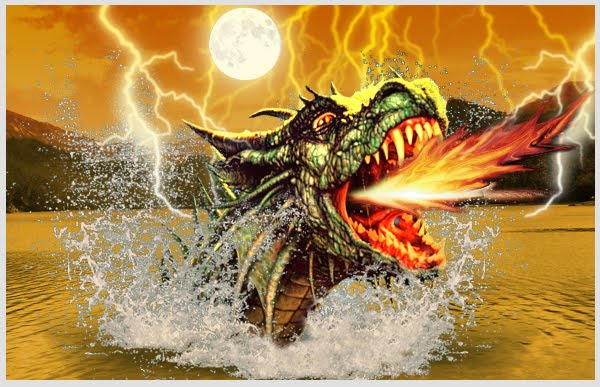 Halloween Free Wallpapers: Scary Dragon Wallpapers, Scary ...