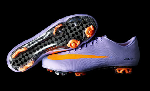 My New Soccer Shoes Are Too Flashy