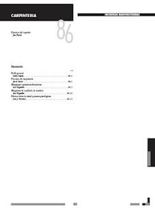 Manuales Free, Gratis y Descarga Download: Carpinteria y