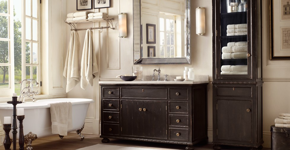 Perfect Restoration Hardware Vanity My Other Favorit