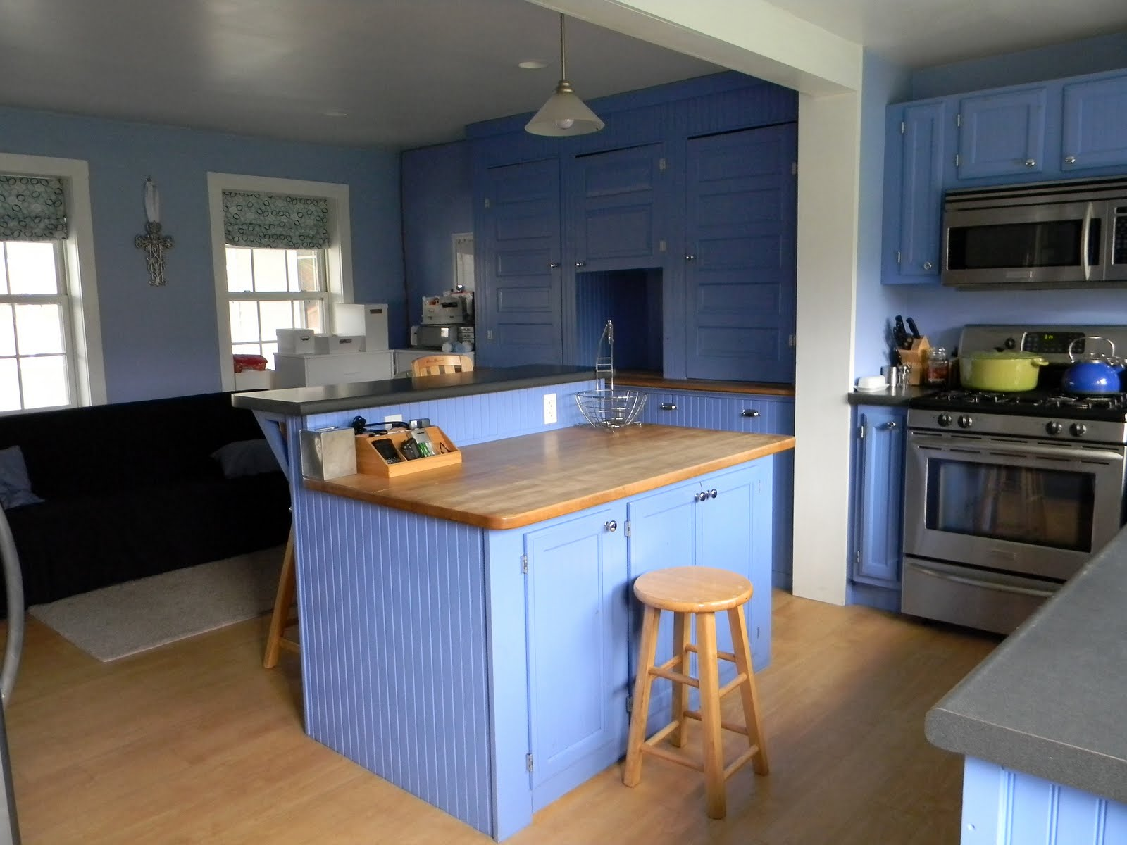Remodelaholic | Old Farmhouse Kitchen Remodel