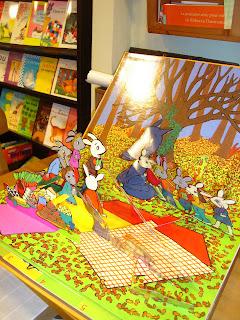 Des Livres Et L Ecole Le Kamishibai Une Bonne Idee Pour La