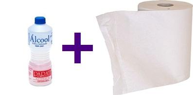 Para tirar rabiscos e manchas de caneta de tecidos e roupas