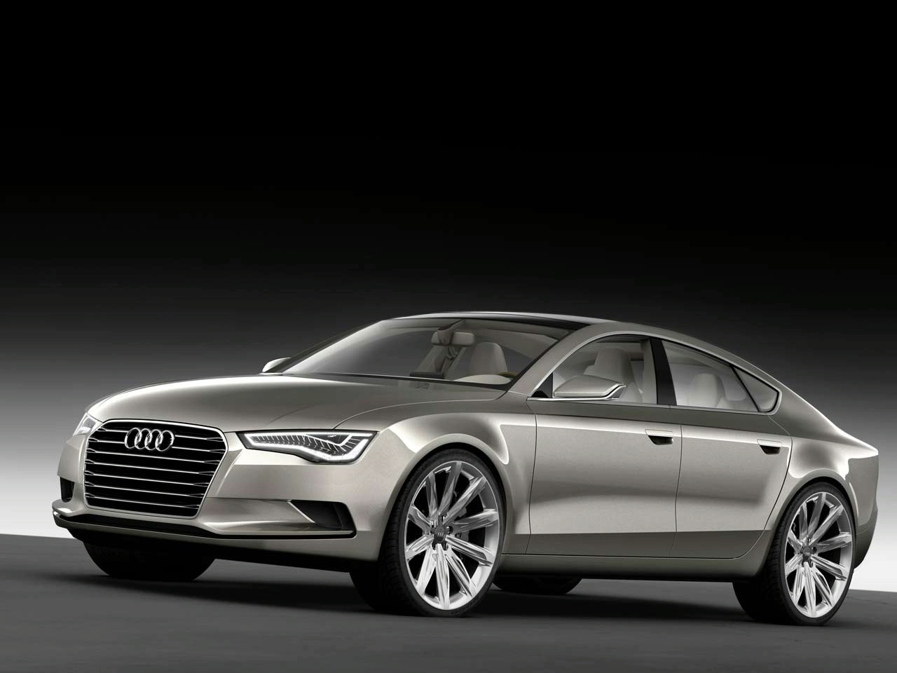 audi a7 sportback autooonline magazine. Black Bedroom Furniture Sets. Home Design Ideas