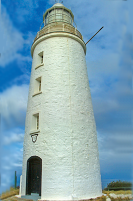 Bruny Island The Cape Bruny Lighthouse