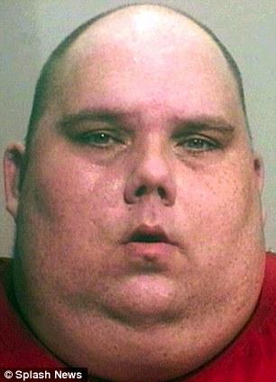 White Fat Guy 90
