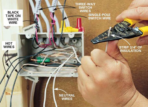 electrical wiring tips electrical supply basic electrical wiring diagrams dummies #10