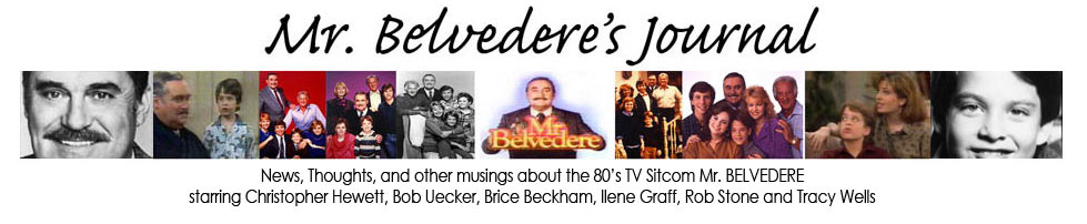 Mr. Belvedere's Journal: Revisiting The Classic 80's TV Show