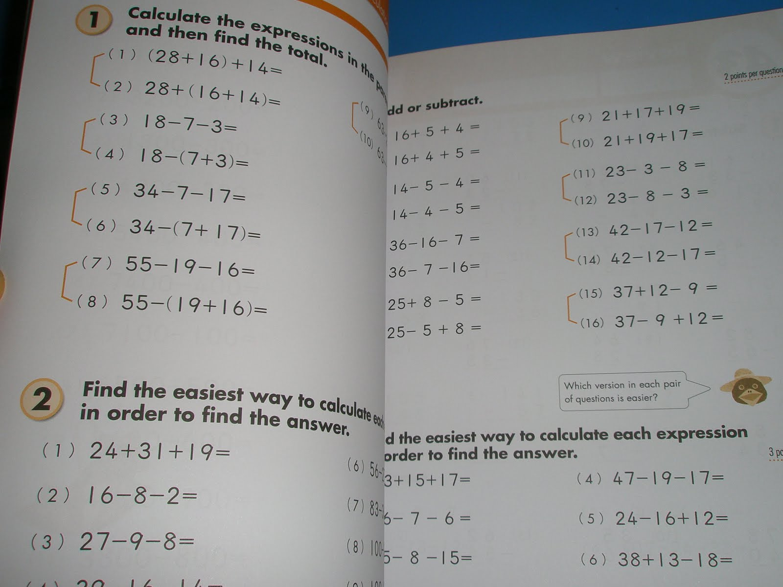 New Math Workbooks