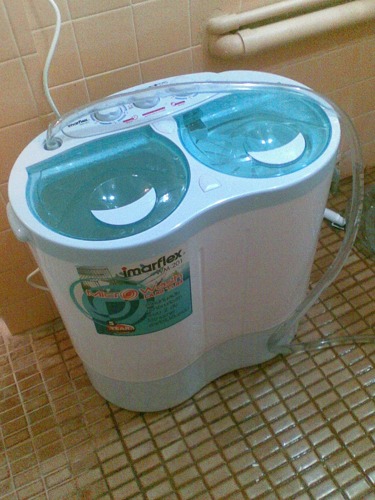 Puccapanda Mini Washing Machine