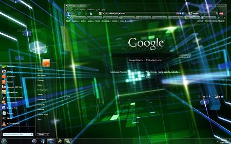 Download Windows 7 Glass Theme Blog Tkj
