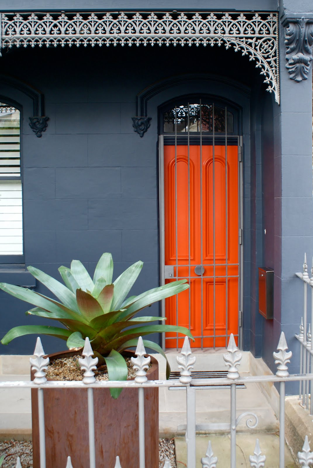 A Paddington Perspective Coloured Doors Of Paddington