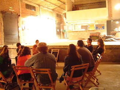 Oesternauta Muestra Itinerante Septiembre 2007