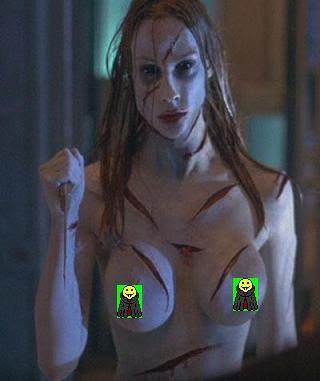 shannon elizabeth boobs
