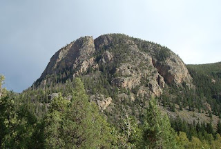 Sleeping Elephant mountain