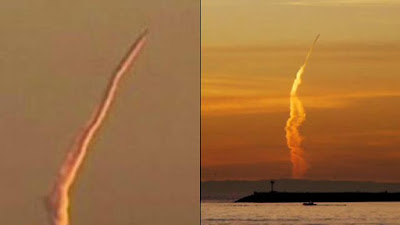 Mystery missile launch was a Chinese attack, say Russians