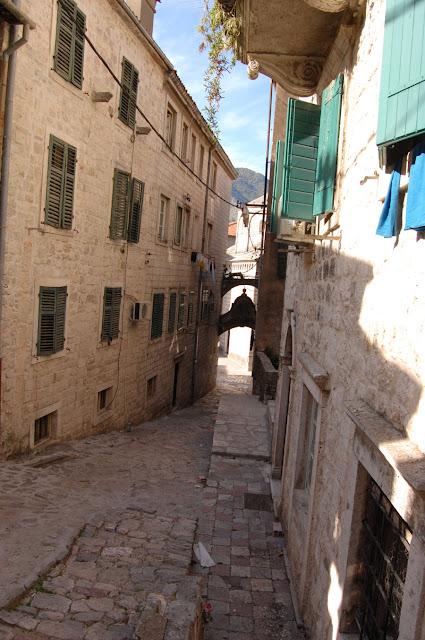 Kotor street