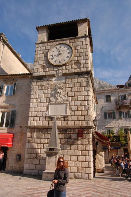 Часовая башня, Котор