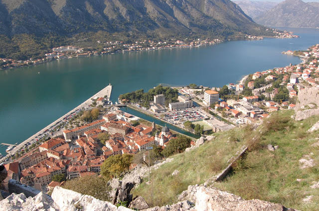 Бока-Которский залив, Montenegro