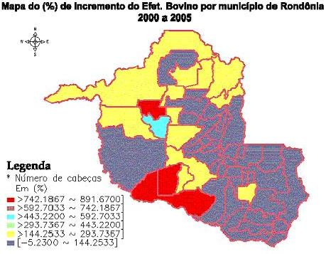 Diagnóstico da Pecuária em Rondônia