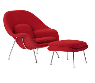 Dwr Womb Chair Tennis Chairs M