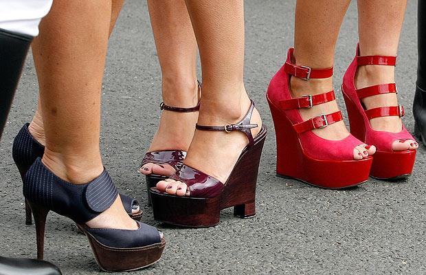 Buying High Heel Shoes In Sedona