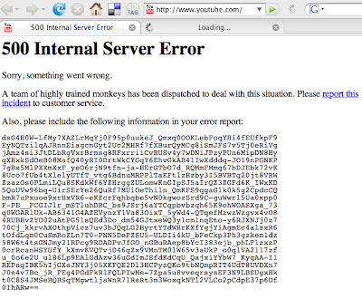 Saif Blog Video Streaming Application For Iphone By Flixwagon Youtube Server Down With A Funny Error Message