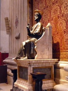 40 - Tesouros da Basílica de São Pedro