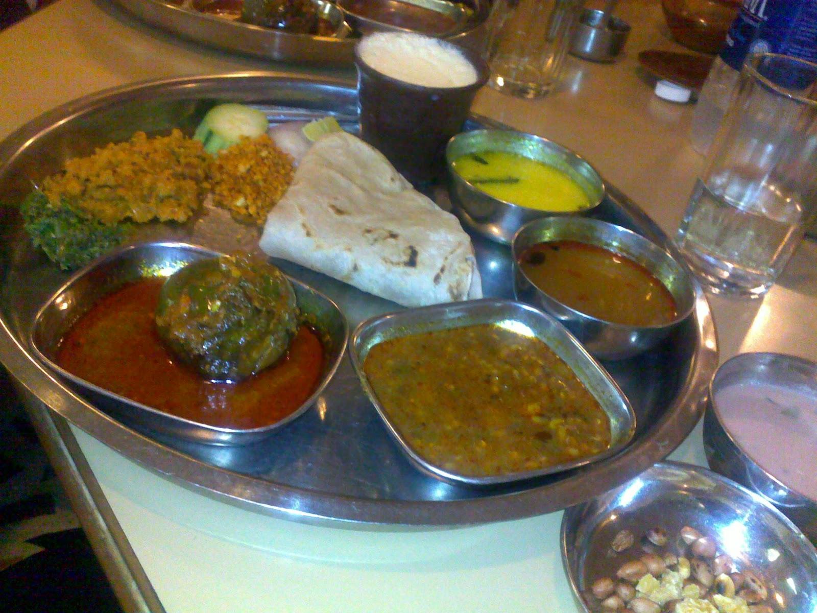 List Of Maharashtrian Food