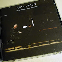 Keith Jarrett CD Carnegie Hall