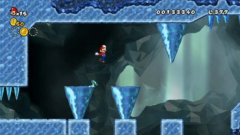 SuperPhillip Central: New Super Mario Bros  Wii (Wii) Review