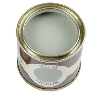 Farrow and Ball Pigeon paint