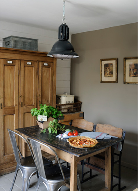 Manufactured Home Decorating Ideas Modern Country And Industrial: Modern Country Style: Best Soft Industrial Home In The World....Ever