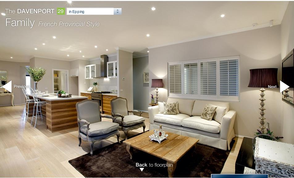 Display Homes Interior: Beautiful Display Home