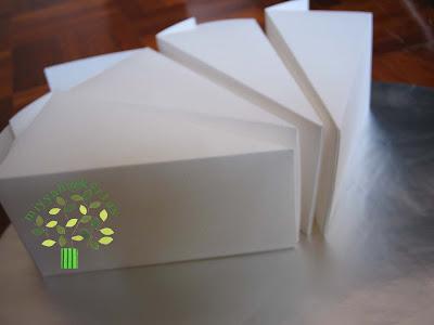 Cake Box Template Free Download