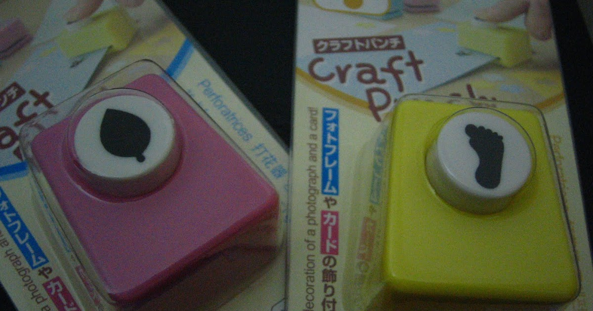 Craft Punches For Card Making
