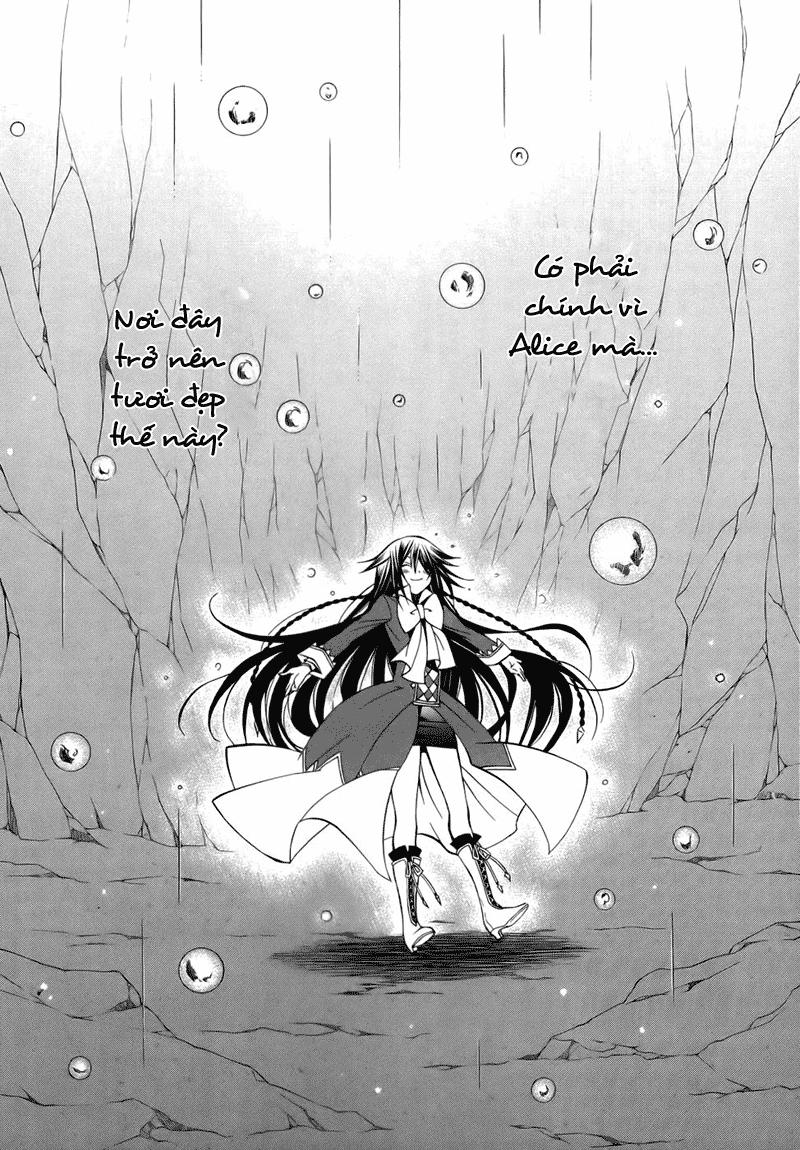 Pandora Hearts chương 041 - retrace: xli where am i?! trang 20
