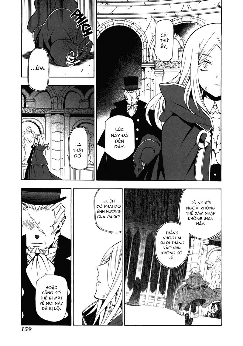 Pandora Hearts chương 041 - retrace: xli where am i?! trang 35