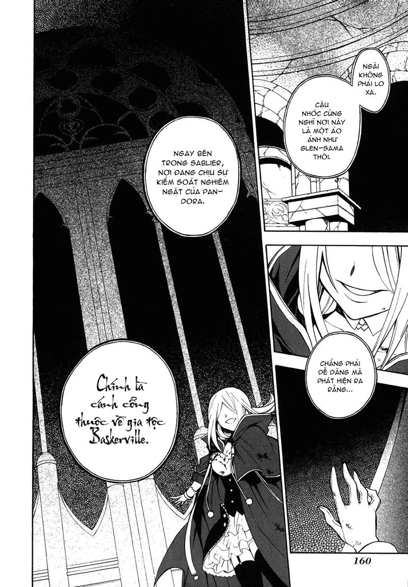 Pandora Hearts chương 041 - retrace: xli where am i?! trang 36