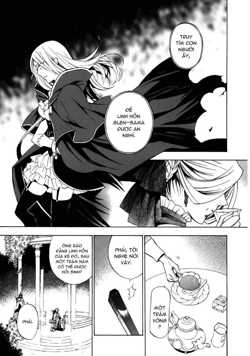 Pandora Hearts chương 041 - retrace: xli where am i?! trang 43
