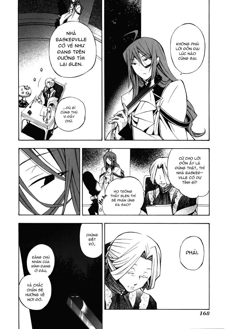 Pandora Hearts chương 041 - retrace: xli where am i?! trang 44