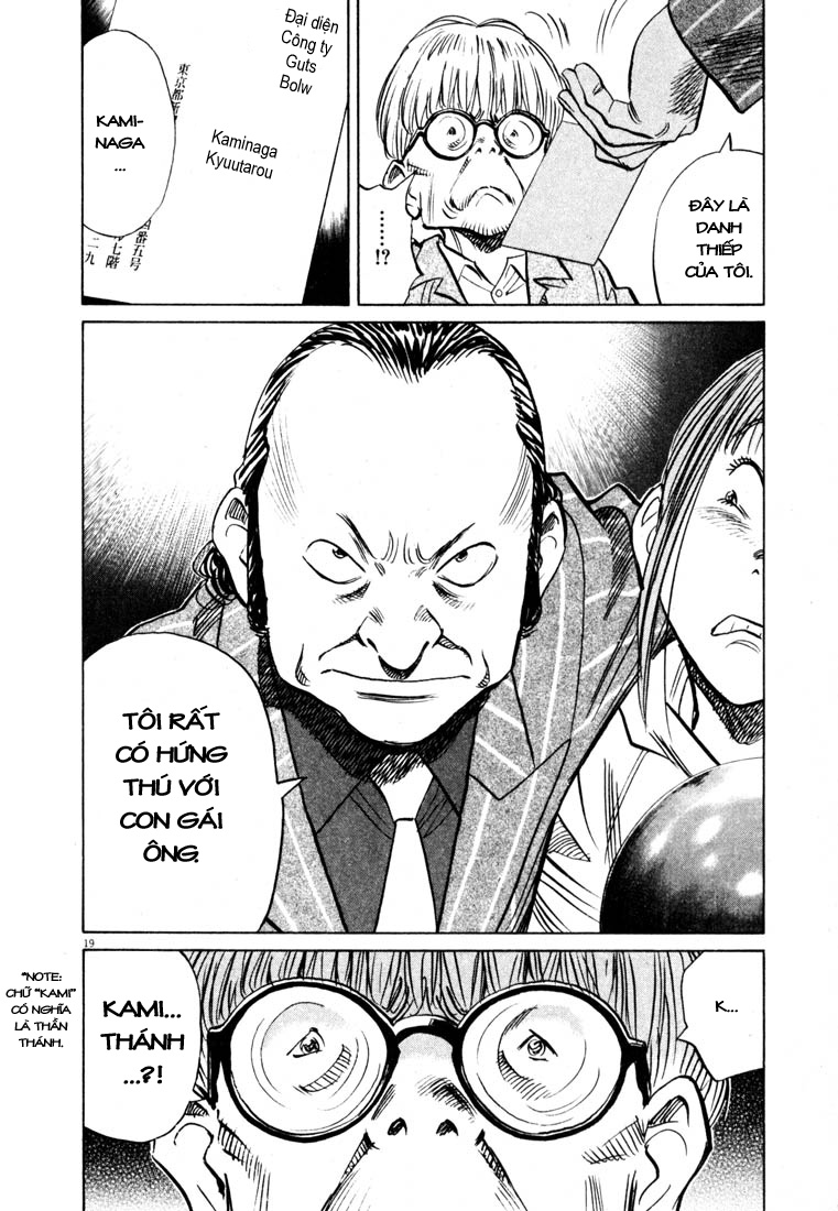 20th Century Boys chapter 147 trang 41